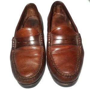 🔥 Allen Edmonds Amazonas Holton loafers 8.5 D